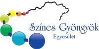 Színes Gyöngyök Egyesület Logo
